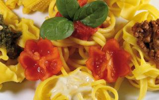 Carlo Crivellin produzione pasta fresca